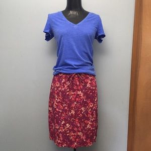 Eddie Bauer Drawstring Skirt Size XL
